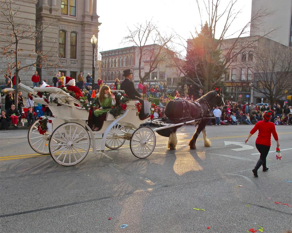 Very Merry Christmas Parade