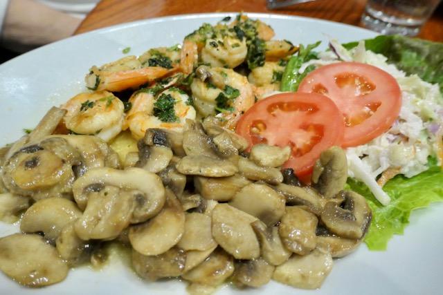 Mushroom-Sauteed-with-Shrimp