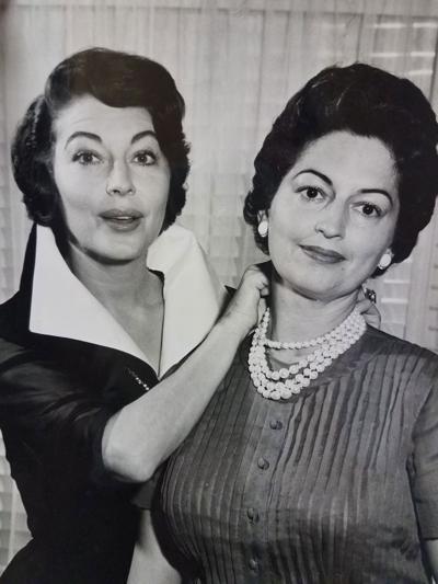 Ava and Myra