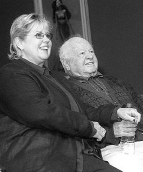 RV_Mickey & Jan Rooney at museum