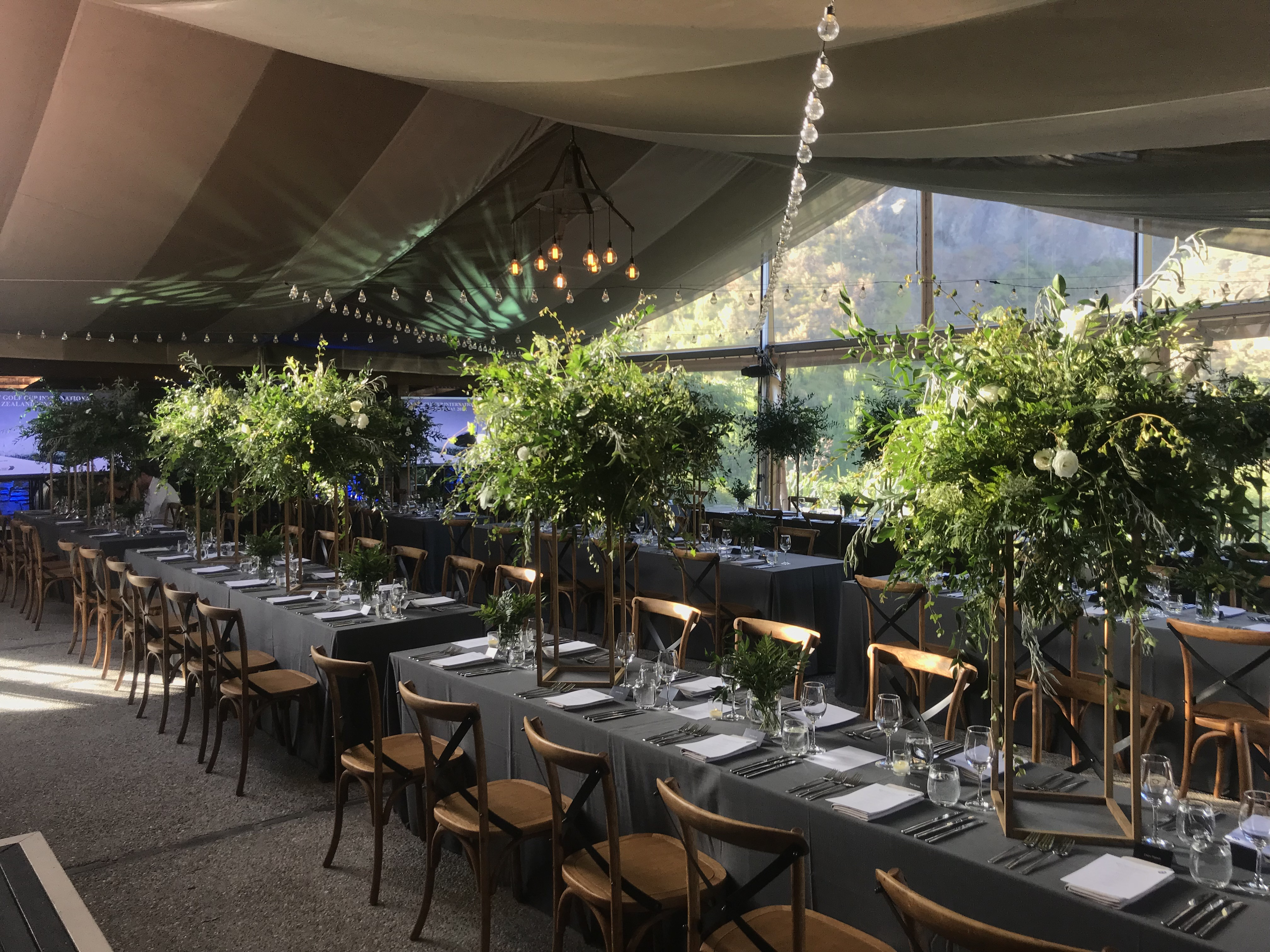 Top Locations For Christmas Parties In Queenstown