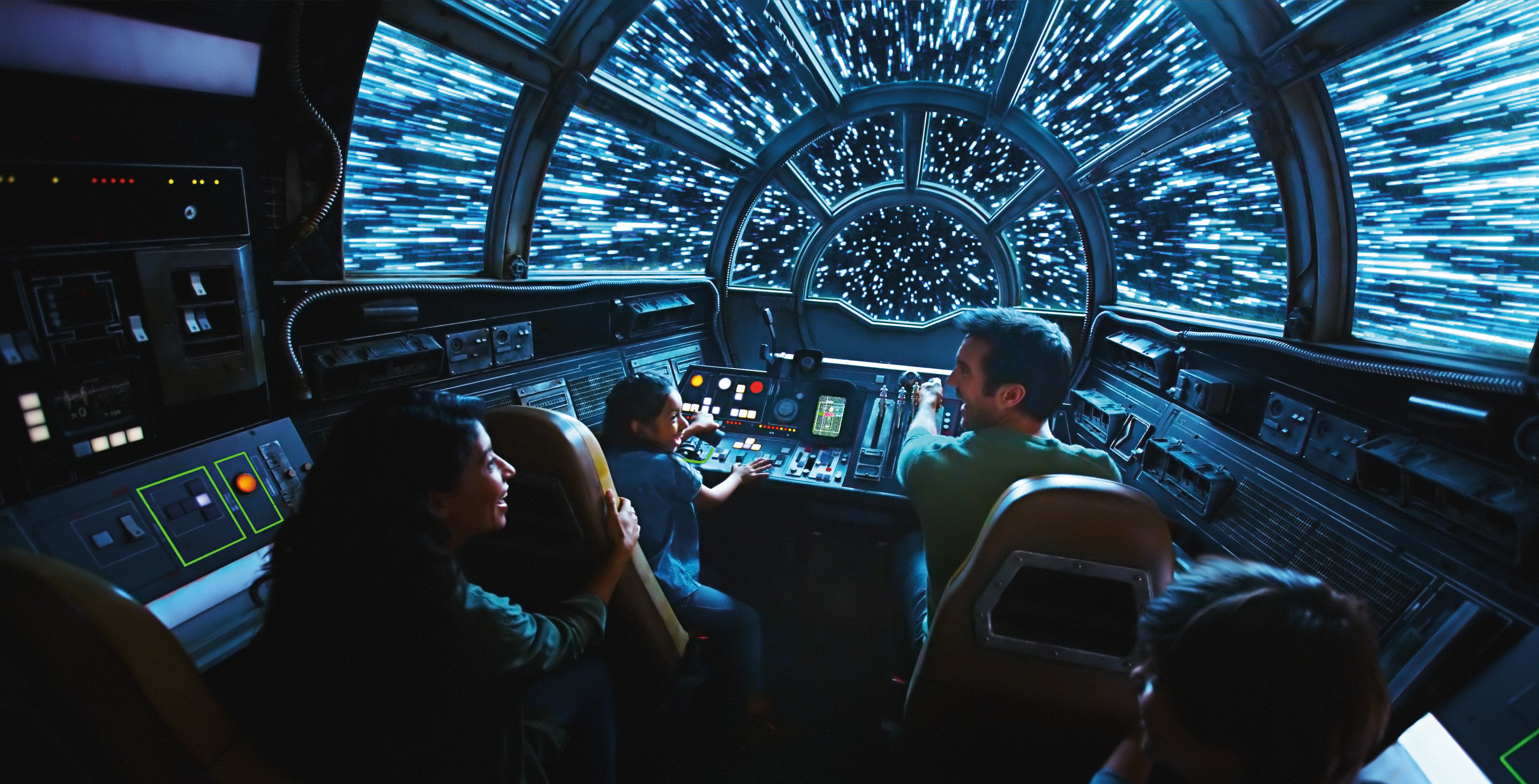 The Force Is Strong With Star Wars Galaxy S Edge At Disney S Hollywood Studios In Orlando