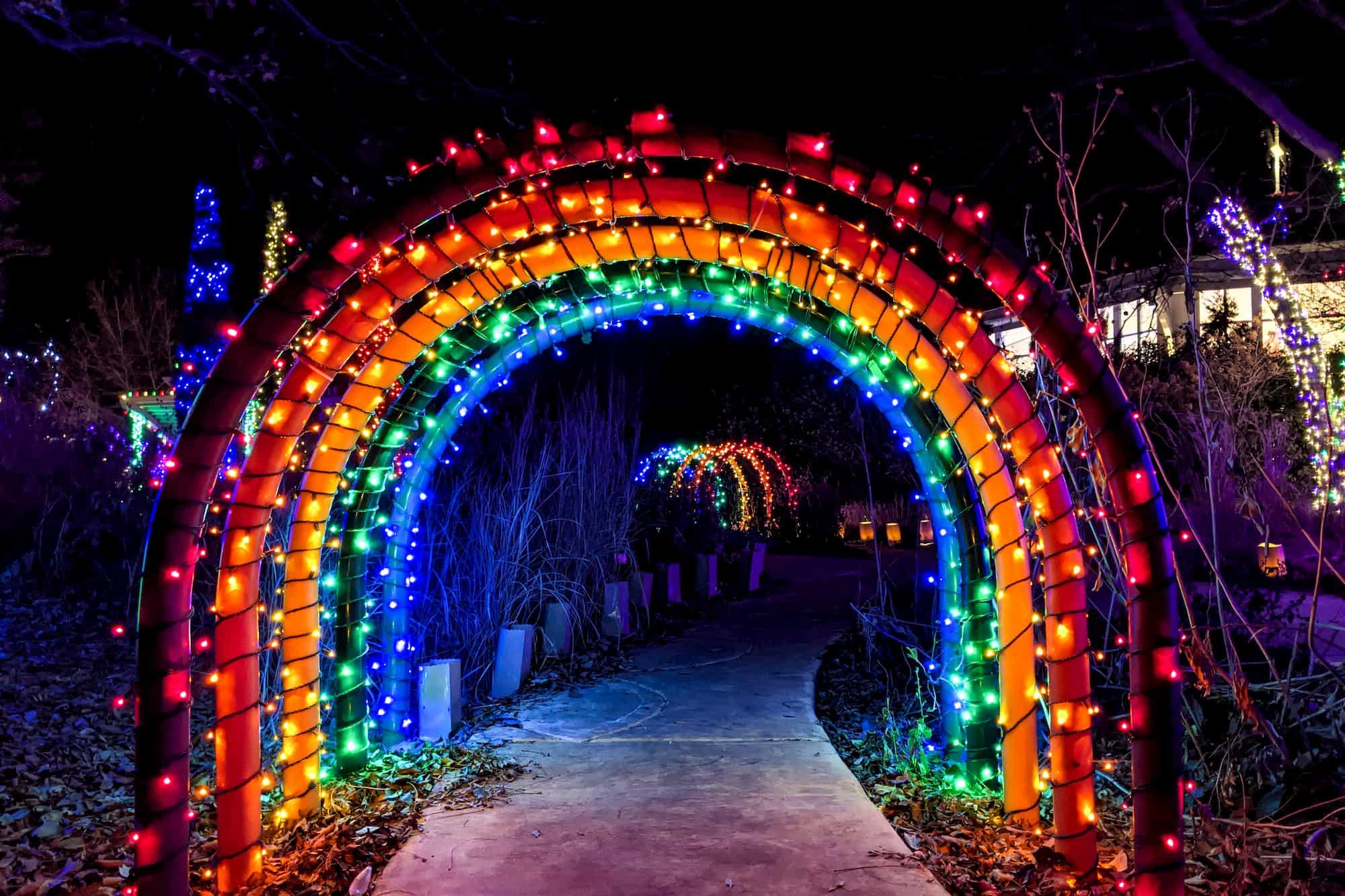 Christmas Light Wichita Ks 2021 Map Best Places To See Christmas Lights In Wichita 2020