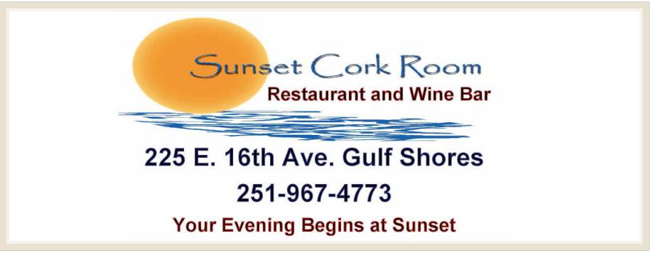 Sunset Cork Room Catering at Big Beach