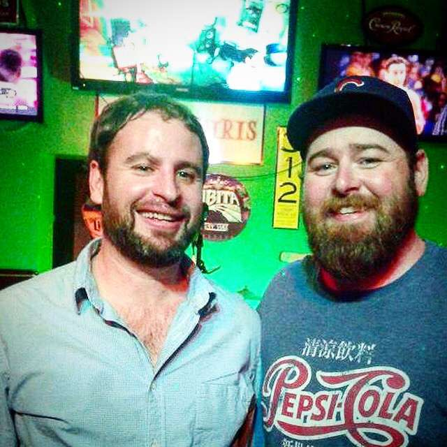 Live Music: Johnny Mullen and Clay Connor