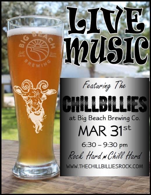 Live Music: The Chillbillies