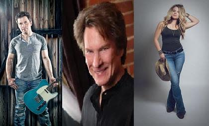 Live Music: Johnny Day, Will Rambeaux, & Christina Taylor