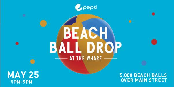 2018 Pepsi Beach Ball Drop
