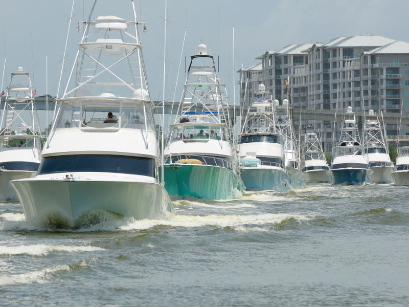 2018 Wharf Boat and Yacht Show