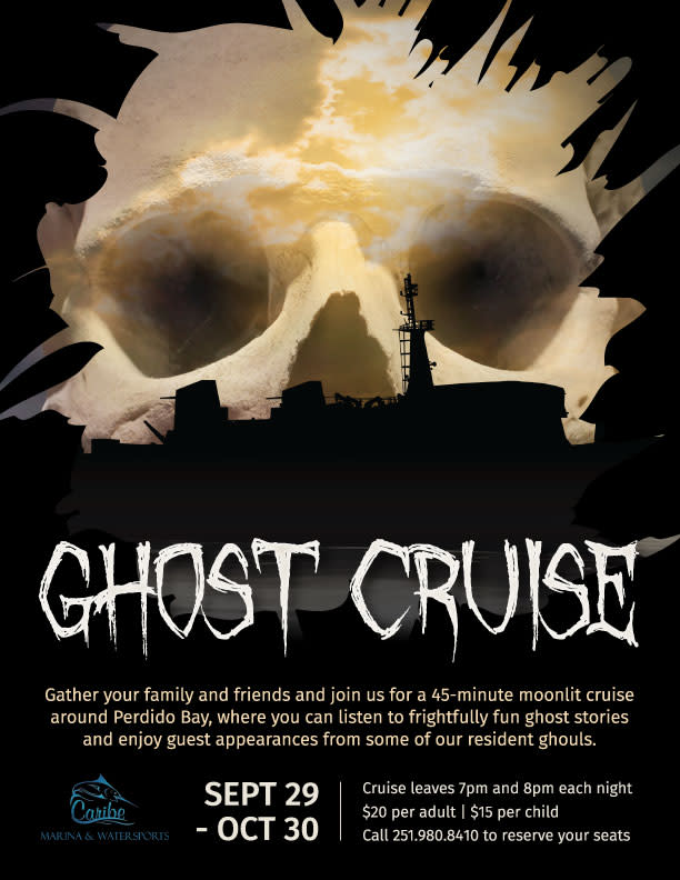 Caribe Marina Ghost Cruise