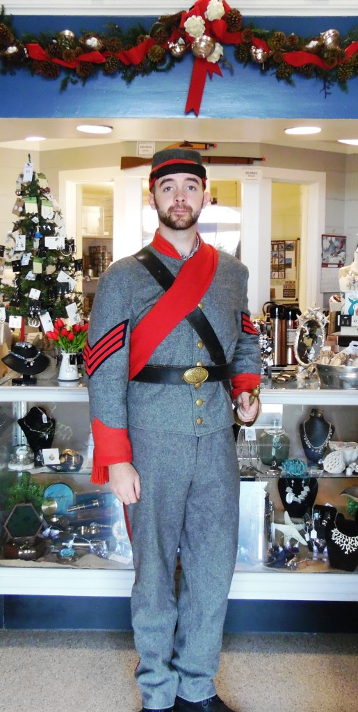 Holidays at the Fort Tour and Gift Shop Open House