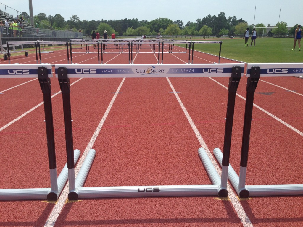 2017 Spring Track & Field Training March 4-11