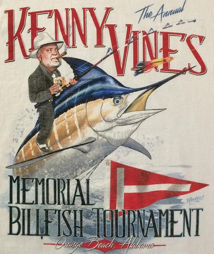 Kenny Vines Memorial Billfishing Tourney
