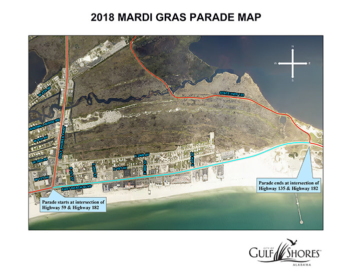 Gulf Shores Mardi Gras Parade