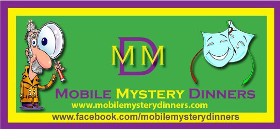 Mobile Mystery Dinners presents Curl Up & Dye