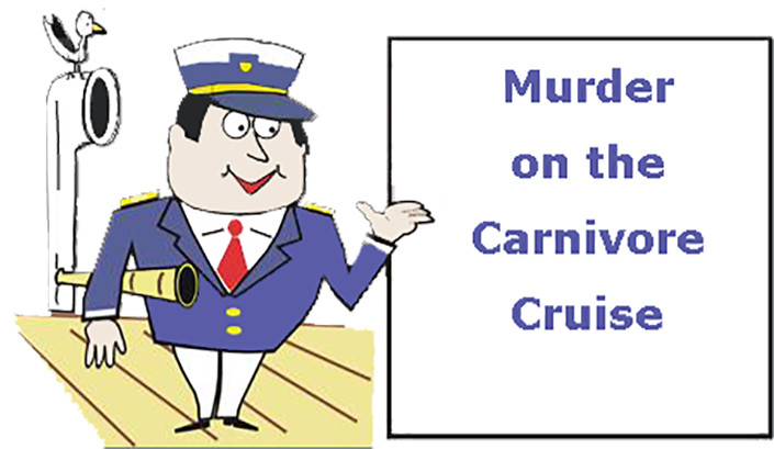 Mobile Mystery Dinners presents Murder on the Carnivore Cruise