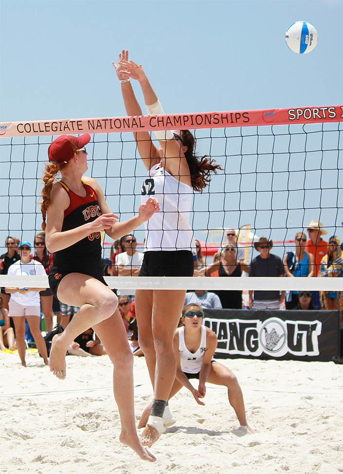 2017 Gulf Coast Beach Volleyball Bash, hosted by Spring Hill College