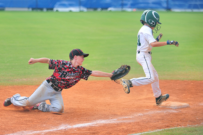 2017 USSSA Global Sports Baseball 300 Point Battle at the Beach