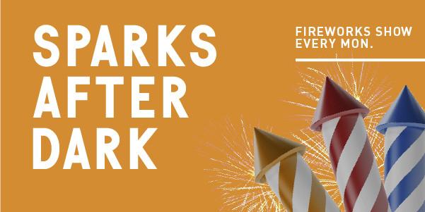 Sparks After Dark Fireworks