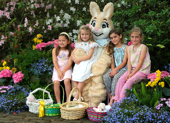 Easter Egg Hunt and Breakfast with the Easter Bunny
