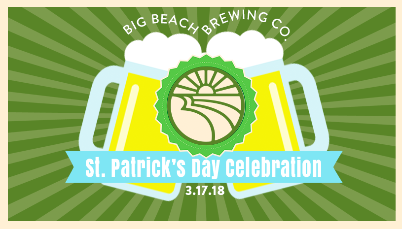 Big Beach Brewing St. Patrick