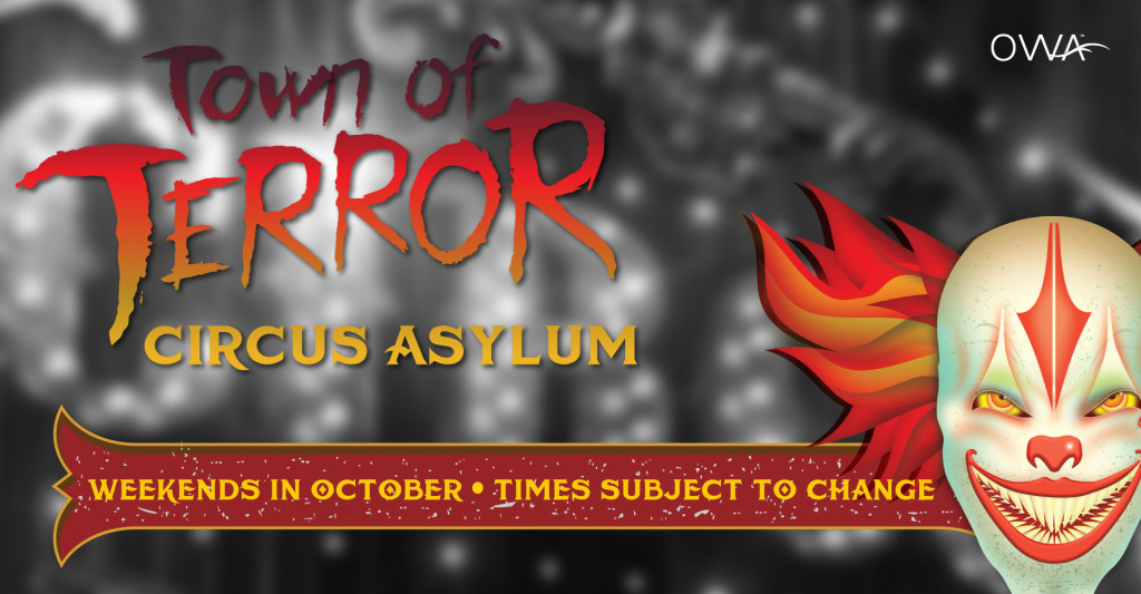 Town of Terror: Circus Asylum