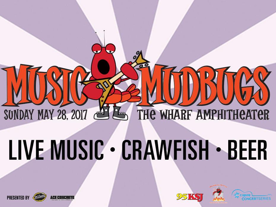 Music & Mudbugs featuring Drake White
