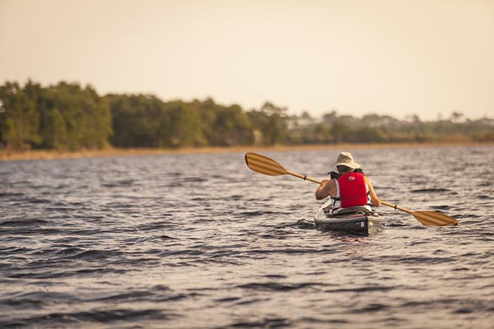 Guided Kayaking Tour