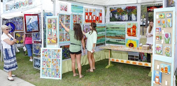 Inaugural Arts Afire Fall Festival