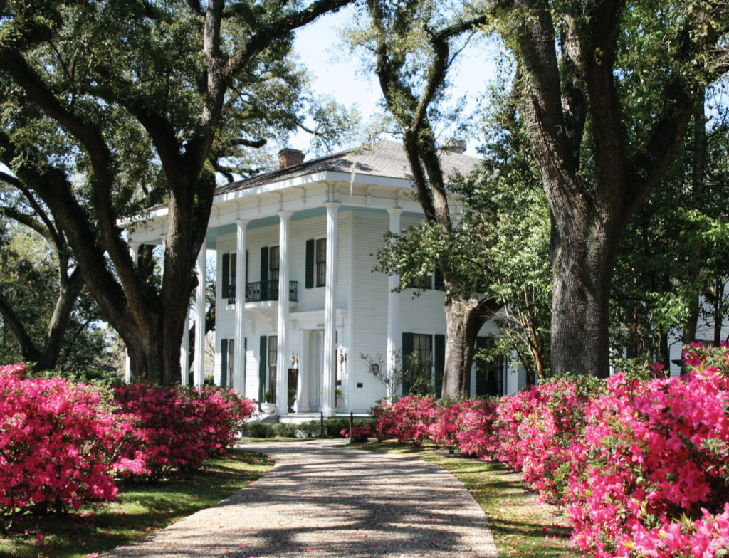Daily Tours at Bragg-Mitchell Mansion