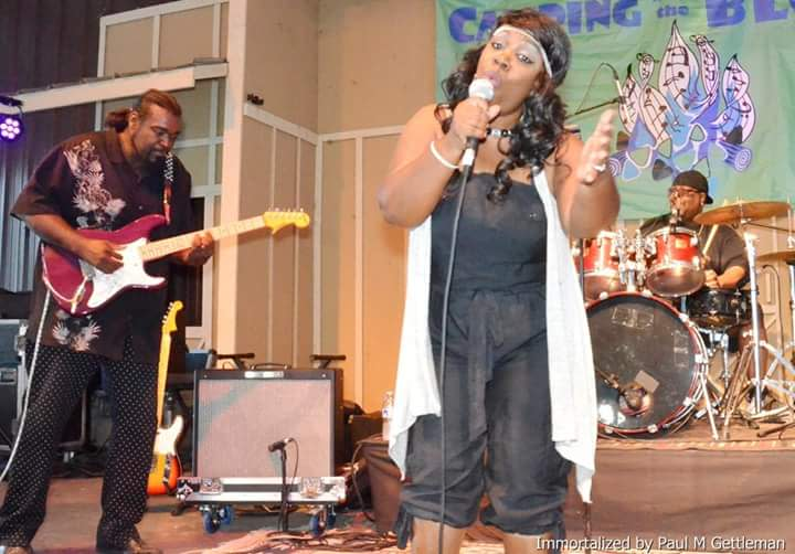 Live Music: DieDra Ruff; Catered Food: Terri Days of Bean & Bistro