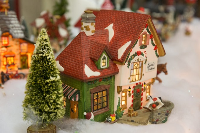 Swift-Coles Historic Home Christmas Open House