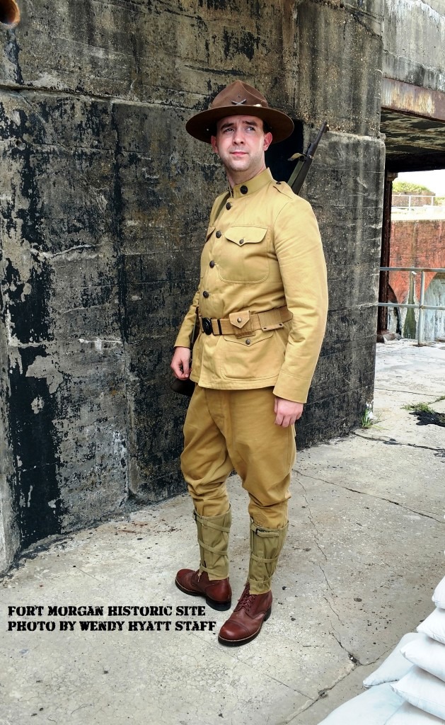 WWI Photo Gallery Living History Event