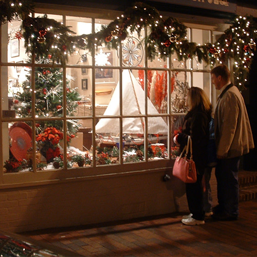 Midnight Madness Holiday Shopping