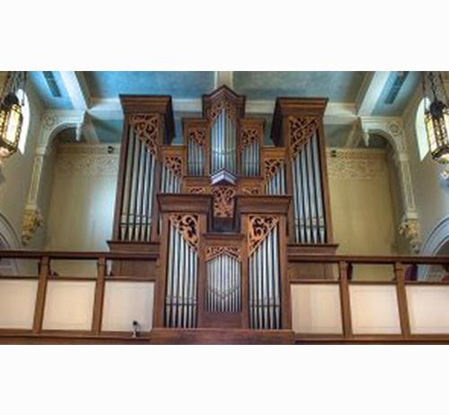 Bach+@ St. Anne's: Sunday Organ Vespers