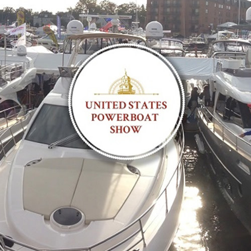 United States Powerboat Show 2018