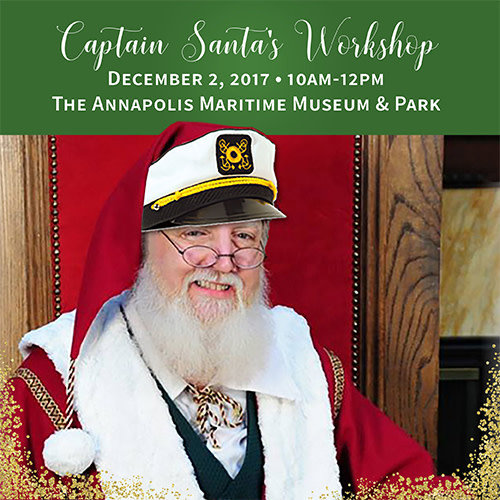 Captain Santa's Workshop