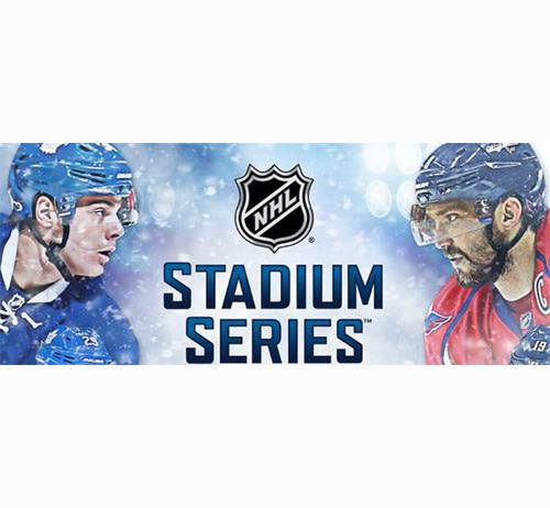 2018 NHL Stadium Series - Capitals vs. Maple Leafs