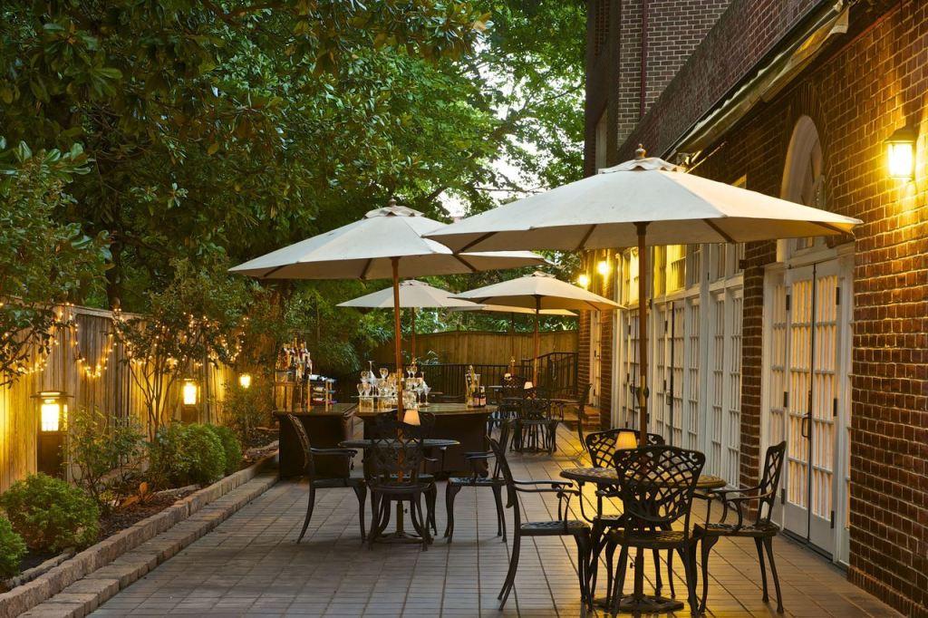 Annapolis Patio - Receptions