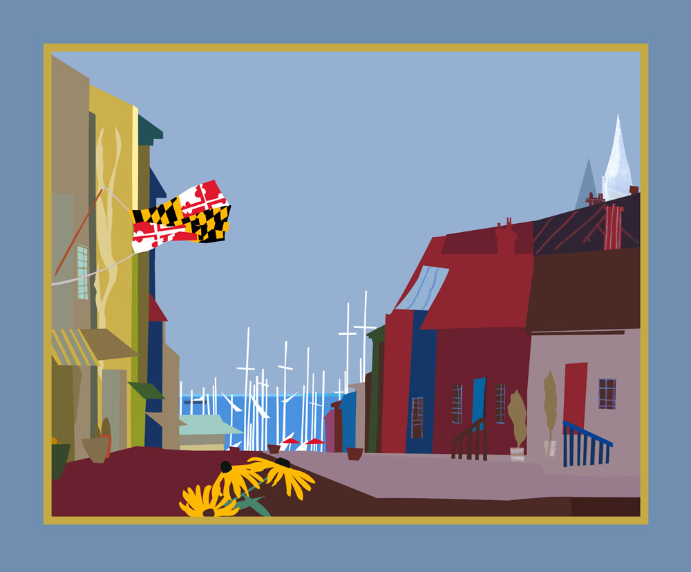 Annapolis-the-port