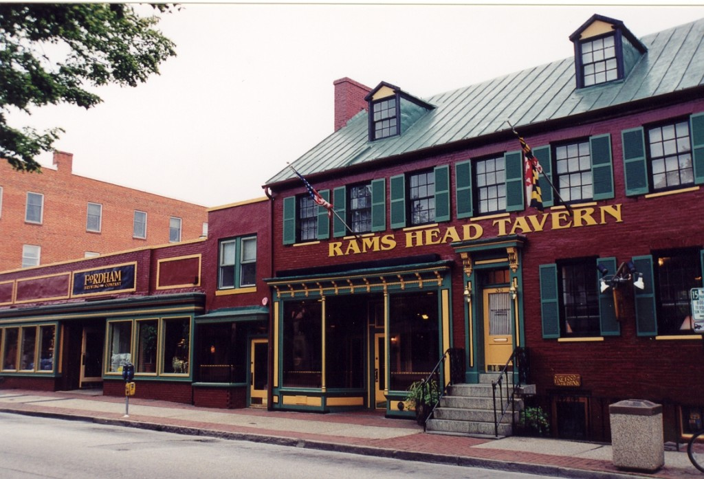 Rams Head Tavern