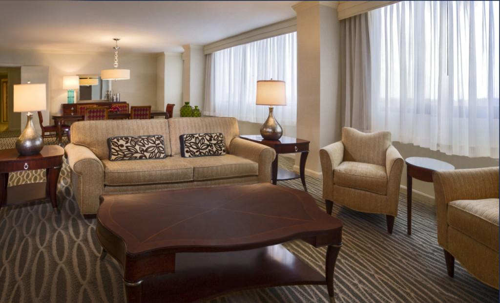 Parlor Suite Living Room