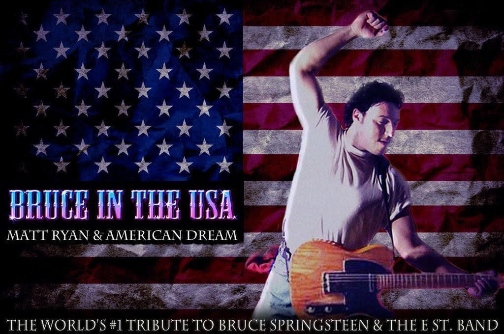 The Next Best Thing Presents: Bruce In the USA: The World's #1 Tribute to Bruce Springsteen and The E Street Band