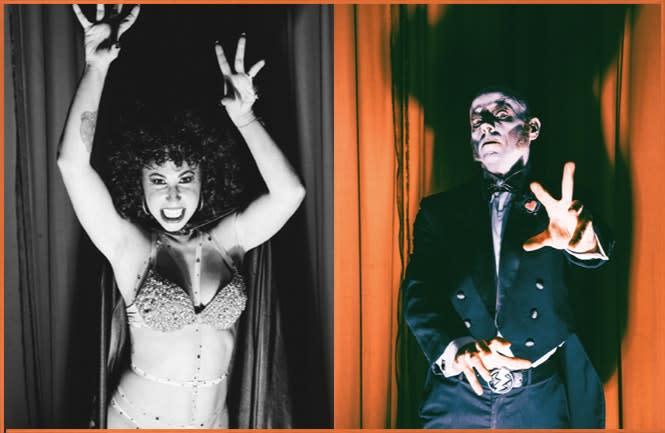 Burlesque-A-Pades Halloween Spooktacular