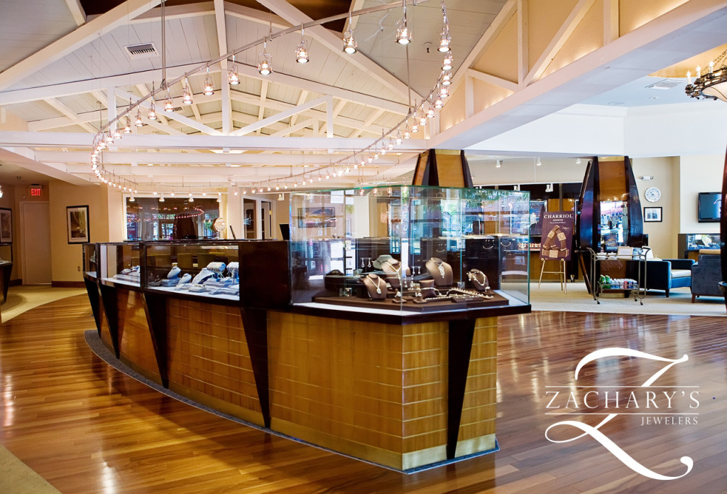 Zachary's Jewelers Inside View