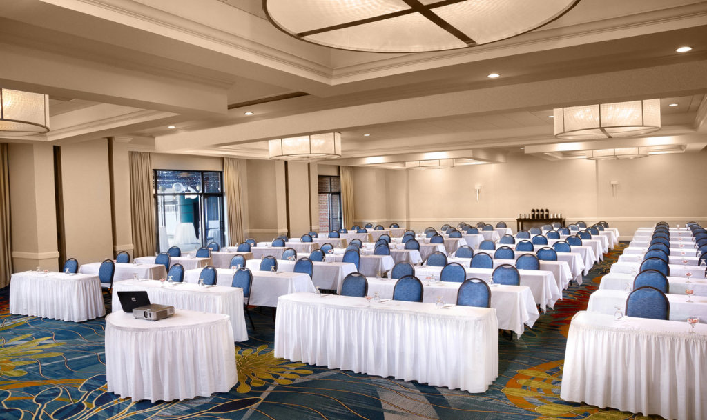 Chesapeake Ballroom at Annapolis Waterfront Hotel