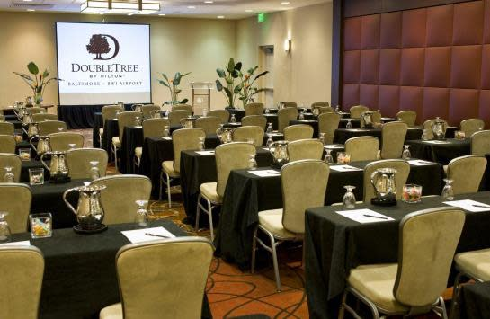 Doubletree conference room