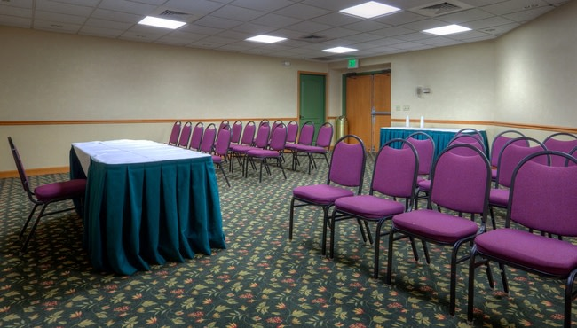 Talbot Room Meeting Space