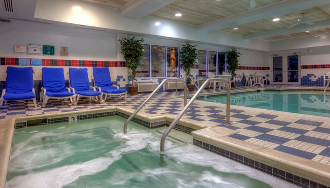 Whirlpool and Indoor Pool