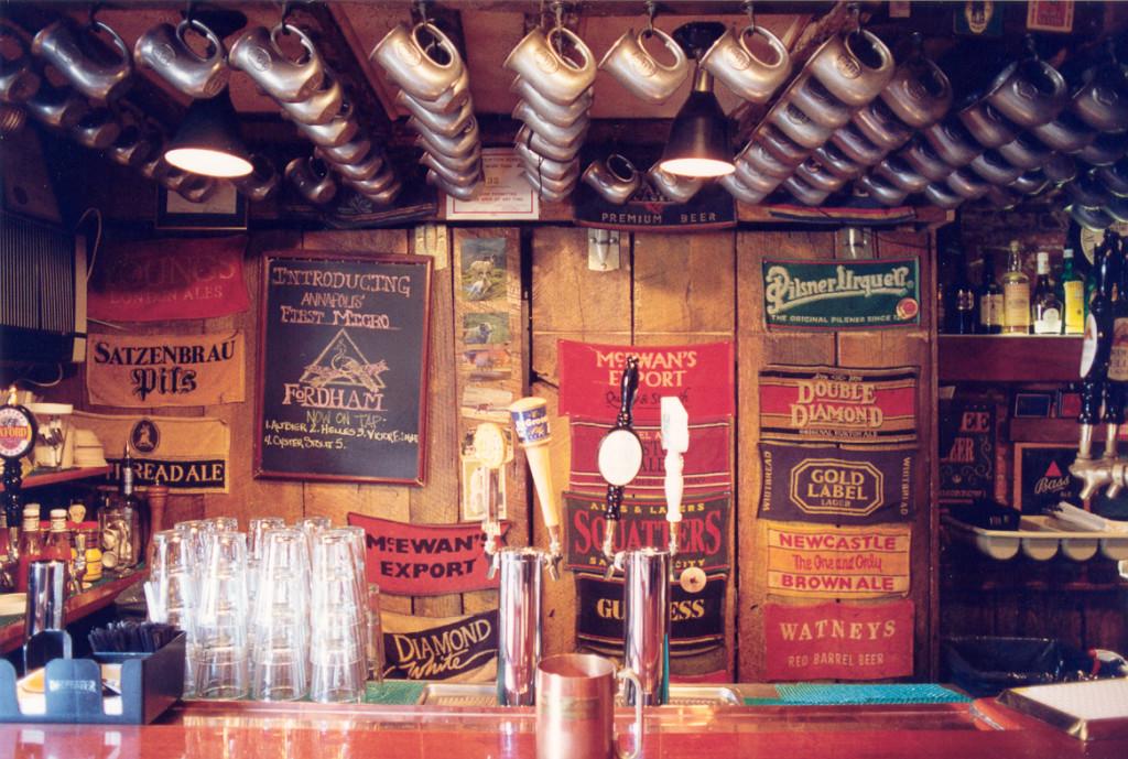 Rams Head Down Bar